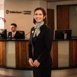 Platnium services - reception
